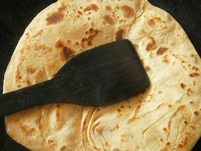 → chapati (pain indien)